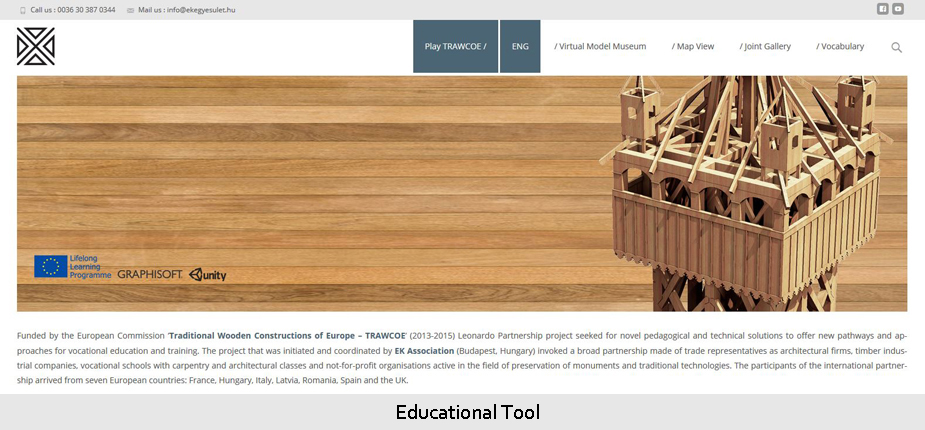 Play TRAWCOE - Educational Tool