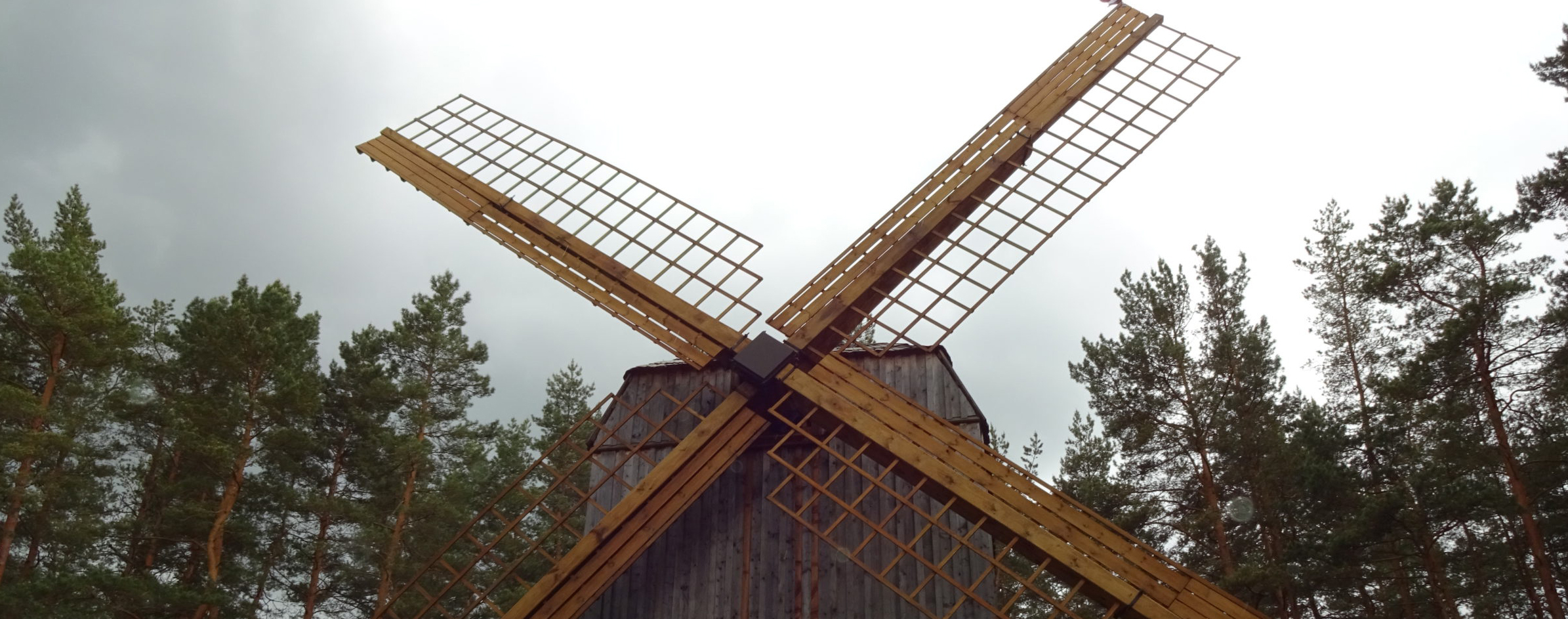 Windmill of Pabazhu
